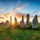 Callanish Stone Circles at Sunrise