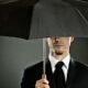JFK Umbrella Man