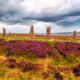 Ring of Brodgar Stone Circle Storm