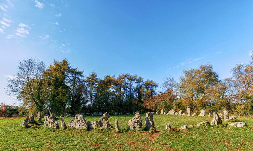 Rollright Stones and Circle