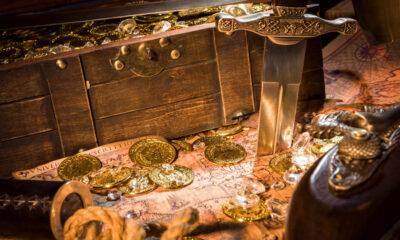 Top Ten Lost Treasures World