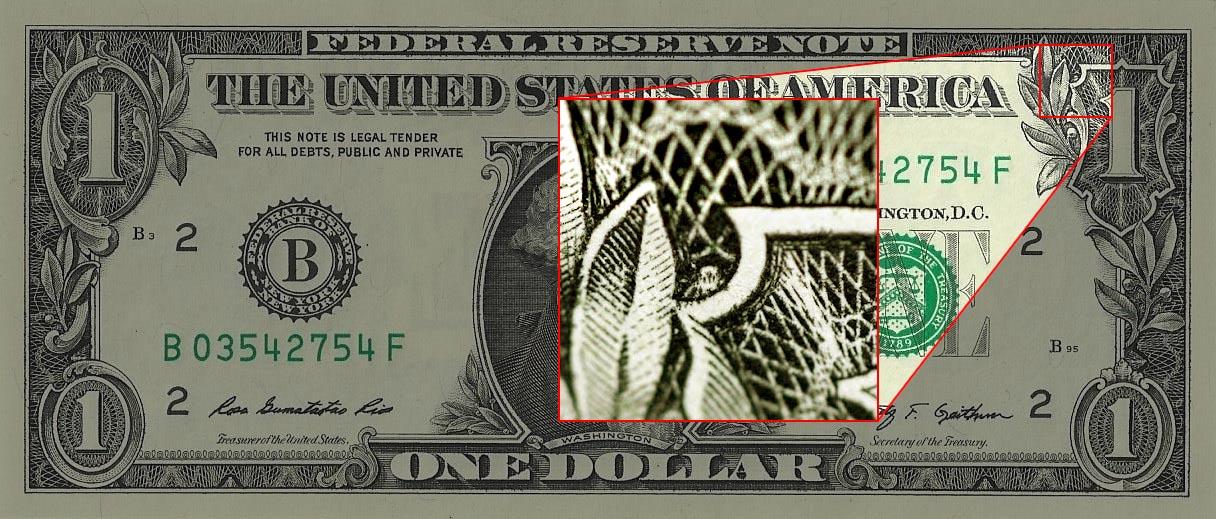US Dollar Spider Example