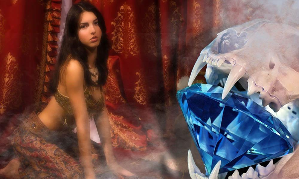 Curse of the Hope Diamond