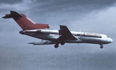 DB Cooper Boeing 727