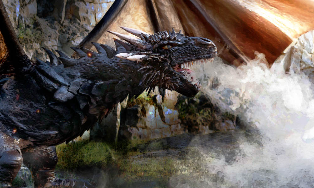 Mythical Creatures - Dragon