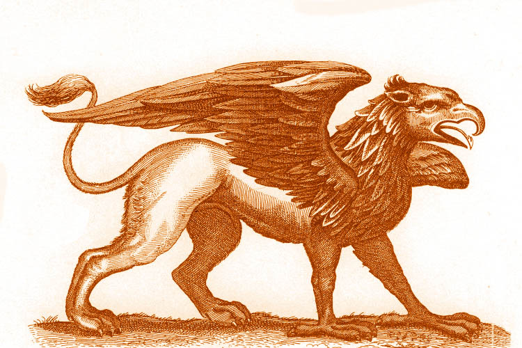 Mythical Griffin
