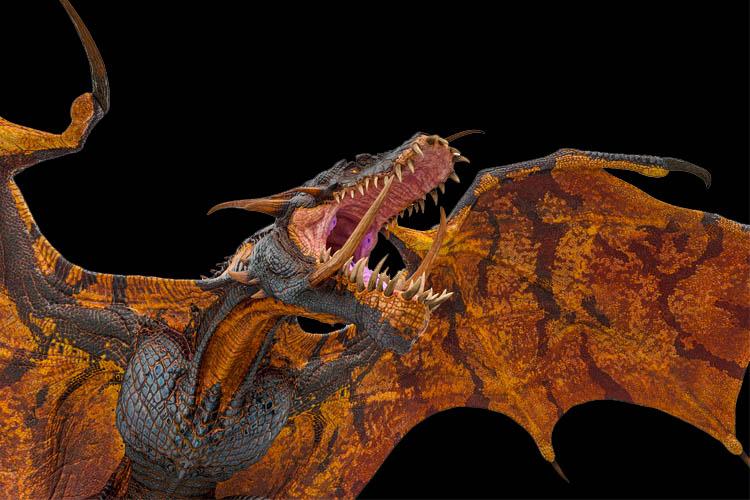 Traditional Western Dragon