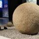 Diquís stone spheres of the Diquís exhibited at Museo de Jade de Costa Rica
