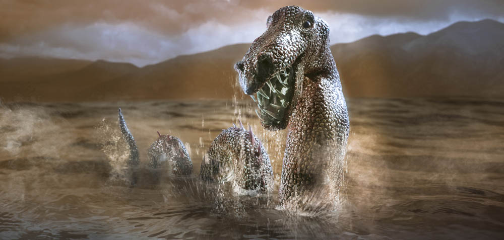 Sea Serpent Mythical