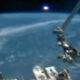 International Space Station UFO
