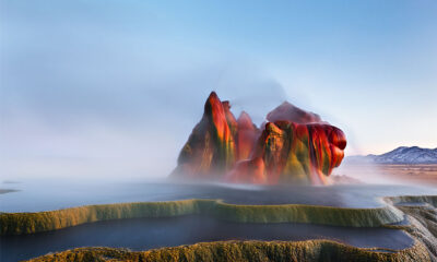 Most Mysterious - Fly Ranch Geyser
