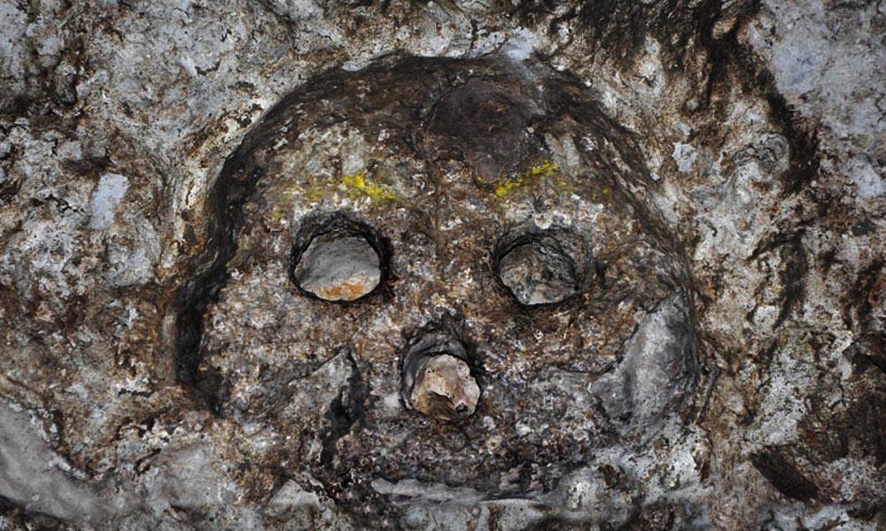 Skull of the Hellfire Caves