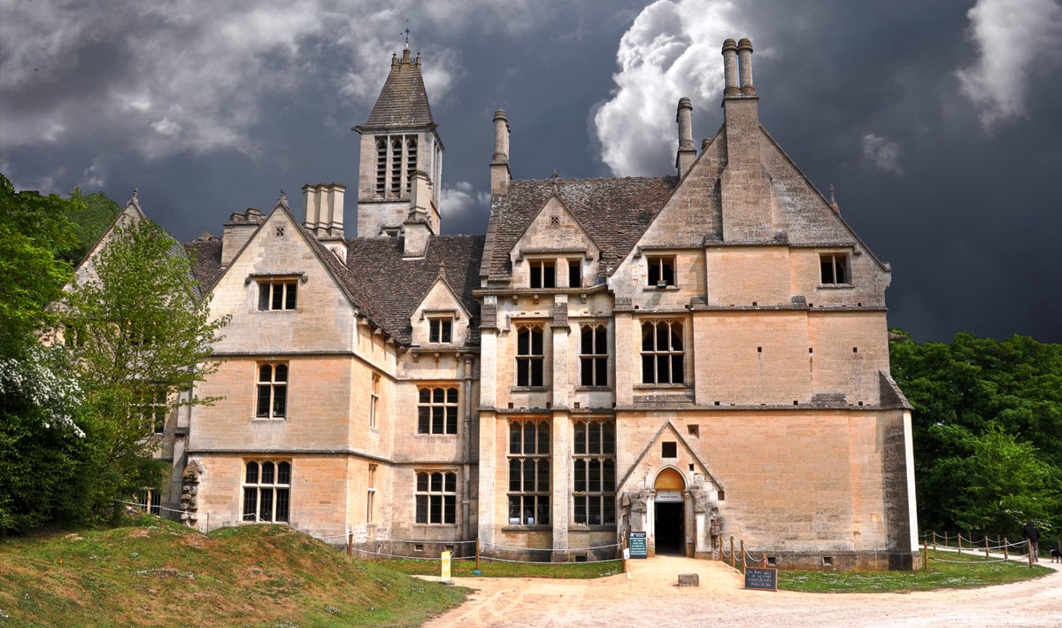 Ghosts of Woodchester Mansion