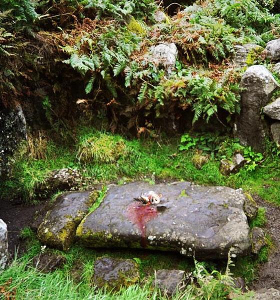 Ilton Druids Temple Sacrifice