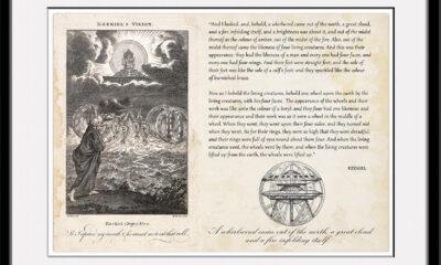 Ezekiels UFO Vision